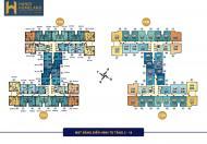 Cần bán gấp căn hộ chung cư Hà nội homeland, căn 1608, dt: 58.14m2, tòa ct1b, giá bán: 22TR/m2. LH: 0934568193