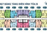 Chính chủ giao bán căn hộ chung cư intracom riverside, đông anh, căn 1608, dt: 66m2, tòa b, giá: 21.5tr/m2. LH: 0986854978