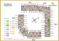 Cần tiền bán gấp chung cư Hope Residences,Phúc Đồng,LB,căn 1508 H4,DT 69,19m2,giá bán 1.2tỷ.LH 0962899842