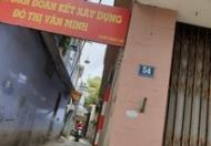 Chính chủ cần bán nhà cấp 4 kiệt 54 Lý Thai Tổ - Phường Thạc Gián - Quận Thanh Khê - Đà Nẵng