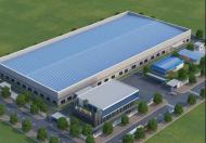 Chuyển nhượng xưởng công nghiệp tại KCN Đất Cuốc, Bắc Tân Uyên, Bình Dương