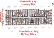 Căn hộ chung cư cao cấp Altara Residences Quy Nhơn, 100% view biển. Cấp sổ sở hữu lâu dài