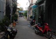 Bán nhà 1 lầu 4x12m đường Cây Trâm, p8 quận Gò Vấp