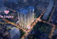 Sở hữu căn hộ chung cư cao cấp The Legacy, Thanh Xuân với suất ngoại giao giá rẻ nhất dự án