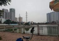 Bán Nhà Mặt Hồ Hạ Đình, Thanh Xuân, Kinh Doanh  35m2,  0983.911.668