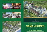 Suất ngoại giao biệt thự thương mại Naman House (Cocobay Đà Nẵng), giá chỉ 45tr/m2