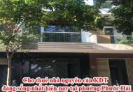 Cho thuê nhà nguyên căn KĐT đáng sống nhất hiện nay tại phường Phước Hải, Nha Trang, Khánh Hòa