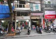 Bán nhà mặt phố Chùa Láng S: 95m2 giá 23,8 tỷ lh 0917353545