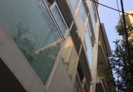 Bán chug cư 8 tầng, 26 phòng, đang thu nhập 100tr/th đường Võ Chí Công.