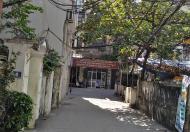 Bán nhà khu Vĩnh Phúc, Ba Đình, lô góc, 3 mặt thoáng, ô tô đỗ cửa, giá chỉ 4.5 tỷ