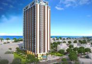 Cần bán căn hộ HUD Buiding Nha Trang, 2 phòng ngủ , view xéo biển giá 2,4 tỷ