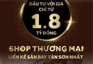 Shop thương mại trung tâm Tân Bình