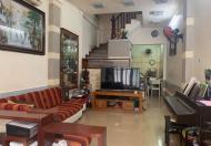Bán Nhà Trần Phú, Ba Đình, Mặt Ngõ, Oto, 48m2 x 4Tầng, 3 Bước Ra Lăng Bác