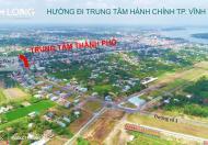 Vĩnh Long New Town đất nền sổ đỏ ngay TP.Vĩnh Long, chỉ 850tr/nền LH 0909566525