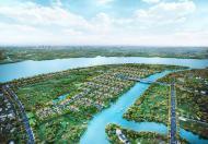 Tập đoàn Hưng Thịnh bán biệt thự vườn bên sông, tặng gói xây dựng 300 triệu, thanh toán chỉ 12%.