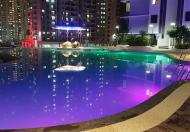 Chung cư The Zen khu đô thị Gamuda. Diện tích 93m2, thiết kế 3pn. View nội khu thoáng đẹp.