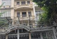 Bán nhà mặt phố Võng Thị, 100m2, 8 tầng, tuyệt đẹp, giá 24 tỷ.