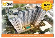 Chỉ 456tr sở hữu ngay căn hộ 2PN cao cấp và hiện đại tại dự án Bcons