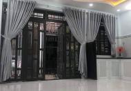 Nhà đẹp, Hẻm ô tô 7 chỗ, 4 Lầu, 4 phòng ngủ, 4x12, P26 BT