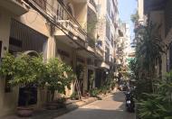 Bán nhà 4 tầng ngõ 389 Hoàng Quốc Việt, mặt tiền 4,2m ô tô vào thẳng nhà