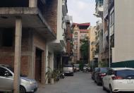 Nhà phân lô HV tư pháp Lê Văn Lương 50m2 x 4 tầng 6,5 tỷ
