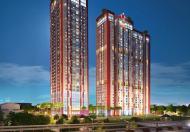 Bán căn hộ trung tâm Cầu Giấy, nhận nhà ở ngay, chỉ 4,2 tỷ căn hộ 102m2, full nội thất CC