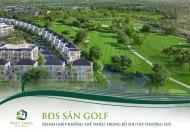 Chính thức mở bán Khu nghỉ dưỡng đẳng cấp 5⭐ Dự án West Lakes Golf and Villas