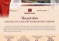 Eurowindow River Park - Phố đông bên sông Hồng
