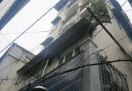 Gia đình bán nhà 5 tầng, đường Tô Hiến Thành, Quận 10. 50m2(5x10). Giá 7,3 tỷ.