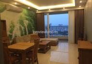 Biệt thự Saigon Pearl Bình Thạnh cho thuê 3 lầu 1 hầm 147m2