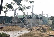 Bán nhà kho kiên cố mới xây đường 7.5m, gần bến xe Đà Nẵng