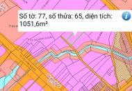 Kẹt tiền cần bán gấp 1050m2 đất thị trấn Vĩnh An SHR giá chỉ hơn 1 triệu/m2