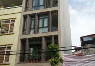 (Vi Tùng) Bán nhà mặt phố Lạc Long Quân Tây Hồ văn phòng thang máy homestay 11.5 tỷ