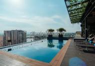 Bán khách sạn 4 sao MT đường Thi Sách Quận 1 500m2 1 hầm 12 tầng