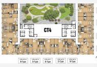 Bán căn hộ chung cư tại Dự án Chung cư Booyoung, Hà Đông, Hà Nội diện tích 95m2 giá 2 Tỷ