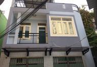 Nhà xinh rẻ 6.5 x 7.2m nở hậu 8m trệt 2 lầu trung tâm Q1 Thành phố Sài Gòn.