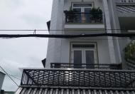 Bán nhà hẻm gần gần chợ Gò Vấp kinh doanh sầm uất, 3 tầng, 3PN. 40m2.