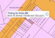 Bán đất xã Đại Phước,MT đường Vàm Ô,đón đầu cầu Cát Lái.