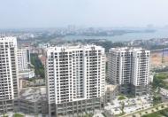 Cần bán gấp căn hộ 116m2 3pn giá 4,3 tỷ full nội thất cao cấp,hỗ trợ lãi suất 0%, view Ciputra