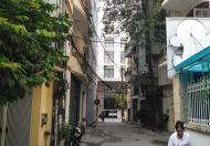 Bán nhà mặt ngõ ô tô phố Kim Mã Thượng, Ba Đình, 100m2 mặt tiền 5,3m
