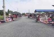 Thanh lý 3 lô đất mặt tiền cụm chợ phát triển nhất vĩnh long.