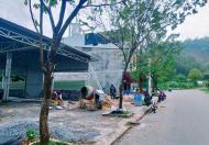 Nhà kho mới xây mặt tiền 10m sau bến xe, đang cho thuê 10 tr/tháng