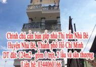 Bán gấp nhà Thị trấn Nhà Bè, Huyện Nhà Bè, Thành phố Hồ Chí Minh