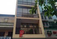 Cho thuê nhà Trung Yên 6, Trung Hòa, Cầu Giấy 100m2x5 tầng giá 50tr