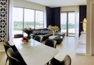 Căn hộ gồm 3 phòng ngủ tại Diamond Island tầng thấp tháp Bahamas view sông