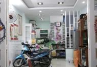Bán nhà 4 tầng, mới, đẹp, đường Huỳnh Văn Bánh, Quận Phú Nhuận. 42m2. Giá 5,3 tỷ.