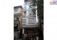 Cho thuê nhà mặt phố số 184 Đội Cấn, Ba Đình, Hà Nội
