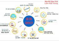 Bán đất nền Kim Long Center City Tóc Tiên - BRVT