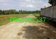 .Cần vốn làm ăn cần bán gấp nền đất 500m2,giá chỉ 1,9tr/m2.công chứng trong ngày,lh :0942222537