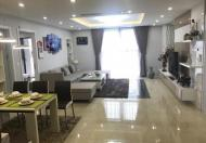 Cần bán gấp căn hộ chung cư tòa MHDI, 60 Hoàng Quốc Việt DT 135m2, căn số 14, BC Đông Nam